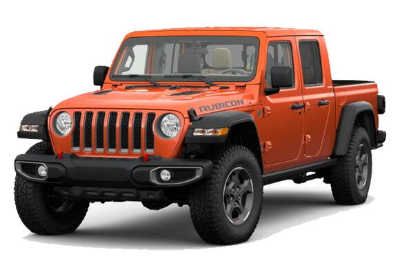 82215605 Jeep Mopar Production Rock Rails, Gladiator