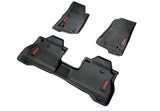 82215626AB Jeep Mopar All-weather Floor Mats
