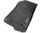 82215626AB Jeep Mopar All-weather Floor Mats front
