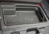 82215669AC Jeep Mopar Cargo Tray Kit, Wrangler installed