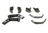 82215666 Jeep Mopar Fender Flares, Galadiator side
