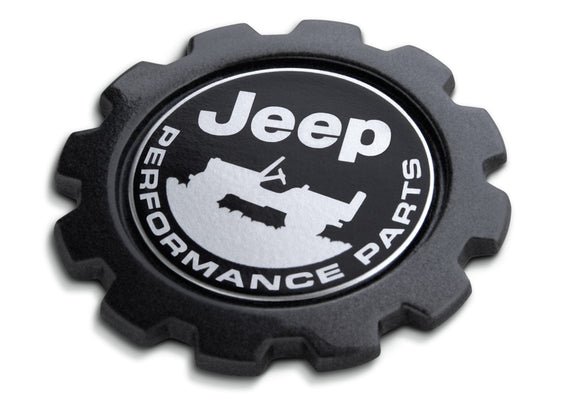 Jeep Mopar Performance Parts Badge, 2020 Gladiator JT, 2018-2020 Wrangler JL