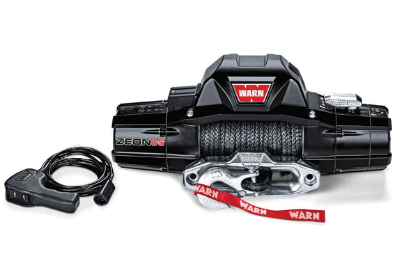 89305 Warn Zeon 8-S Winch, Jeep, Gladiator, Wrangler