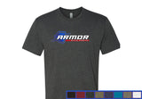 Armor Auto Parts Logo 60/40 T-Shirt