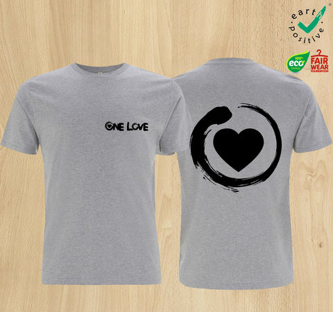 💙 Camiseta Unisex ONE LOVE