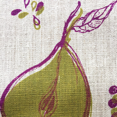 Pear + Elderberry Tea Towel