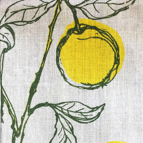 Quince + Anise Tea Towel