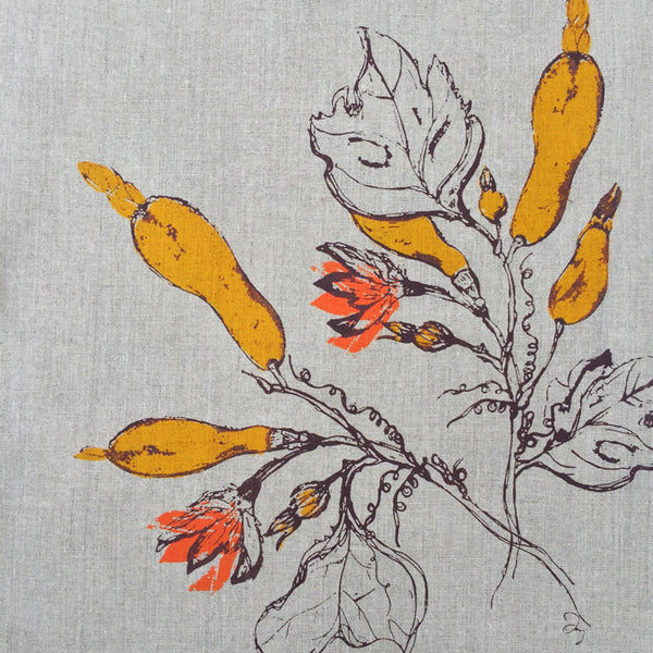 Squash +  Blossom Napkins (set of four)