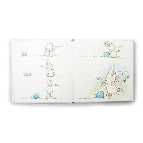 Bunnies by the Bay Nibble's Big Surprise Bunny Book Story Baby Toddler Child Tadpoles & Tiddlers Akron Cleveland Bath Ohio