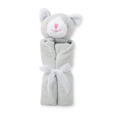 Kitty Blankie - Grey