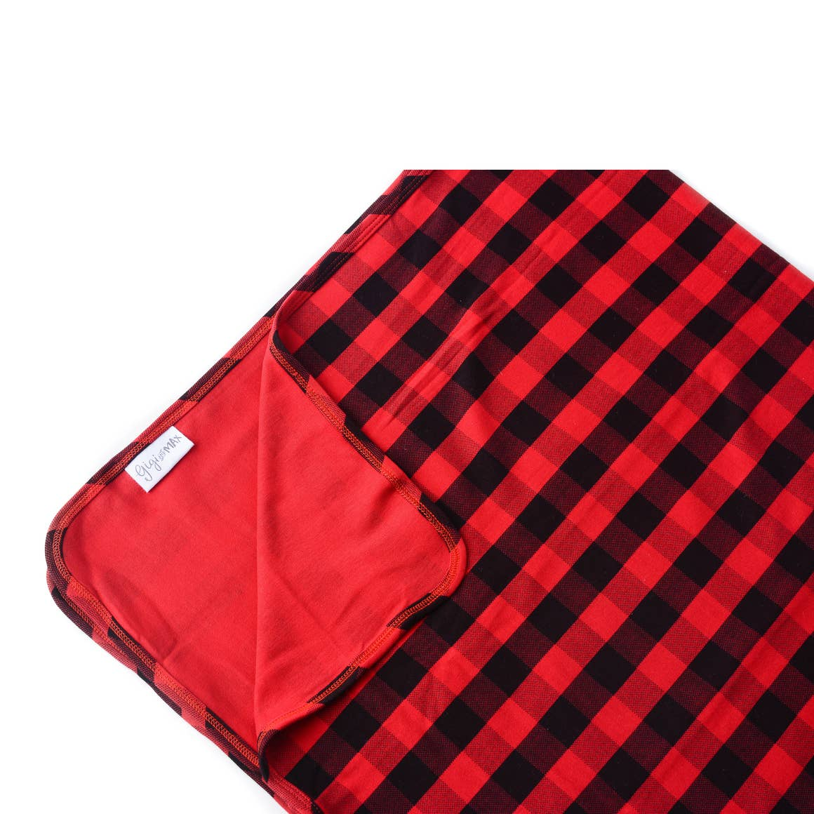 Hudson Buffalo Plaid Swaddle