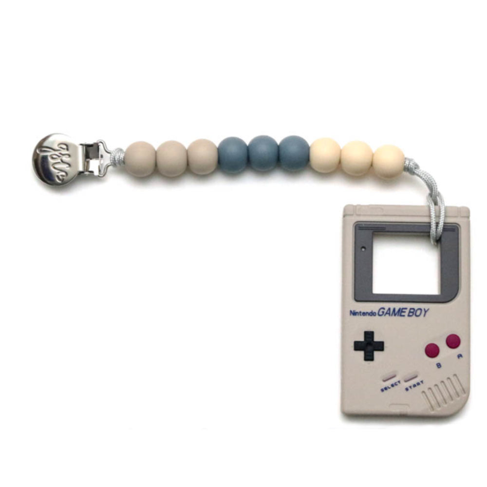 Gameboy Clip on Teether