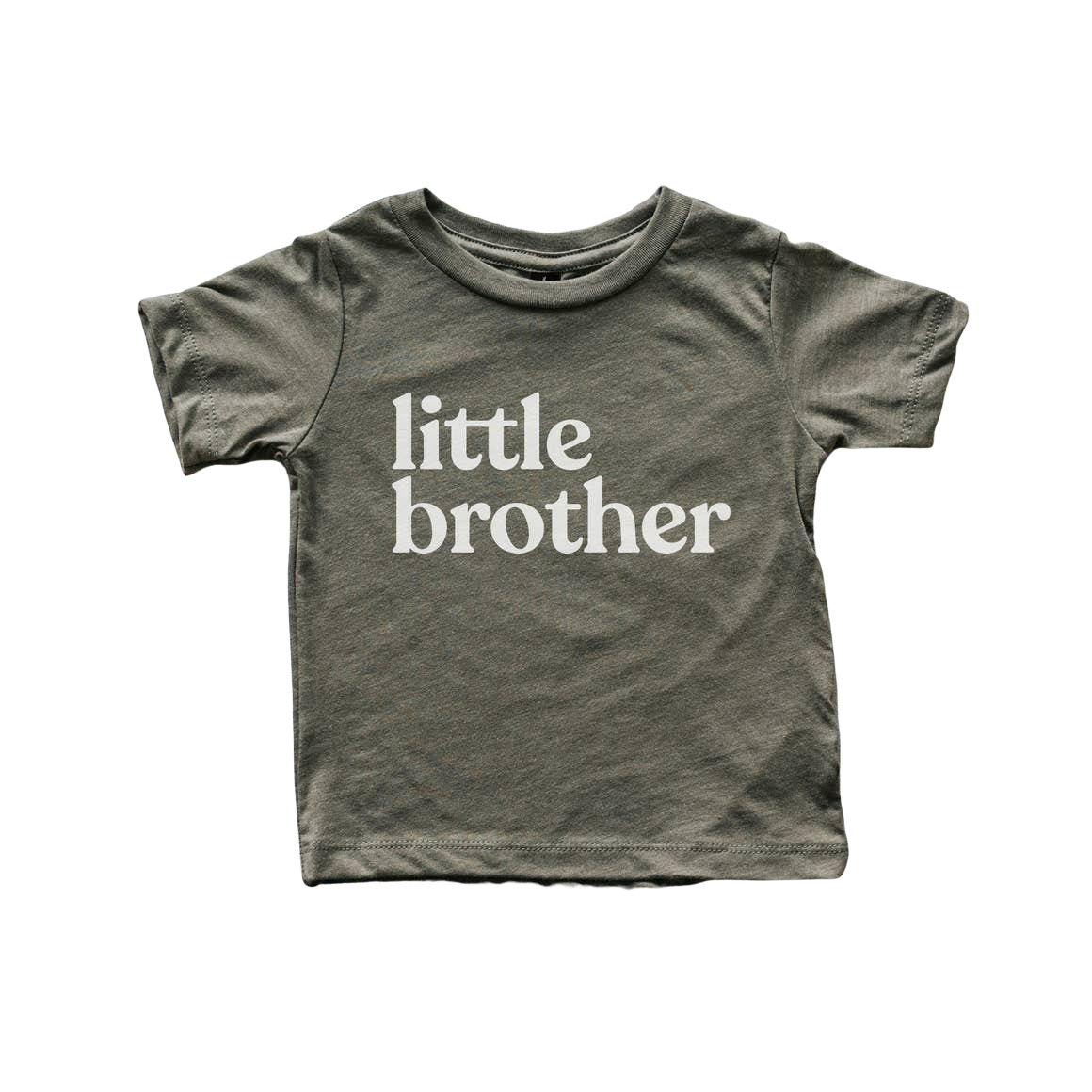 Olive Big Brother Tee Shirt