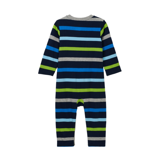 Silly Stripes Coverall
