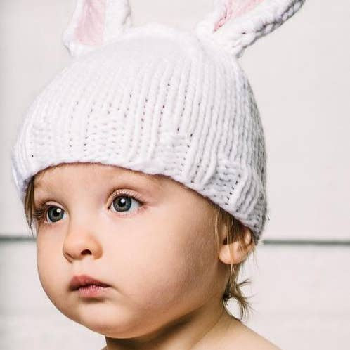 Floral Bailey Bunny Hat-