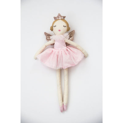 Mini Princess Ballerina Doll