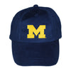 University of Michigan Baby Toddler Baseball Hat Cap College School Wolverine Tadpoles & Tiddlers Cleveland Bath Akron Ohio