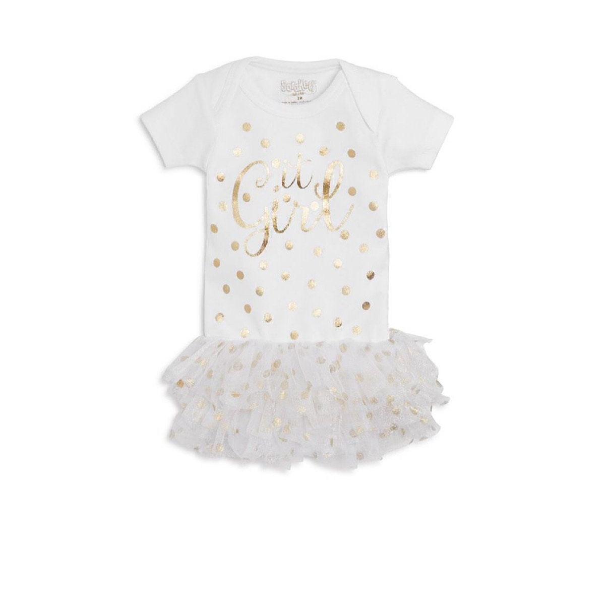 It Girl Tutu Onesie