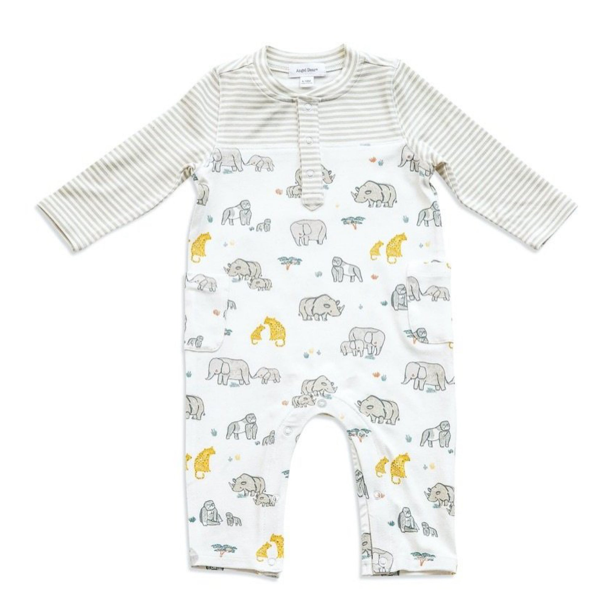 Endangered Species Romper