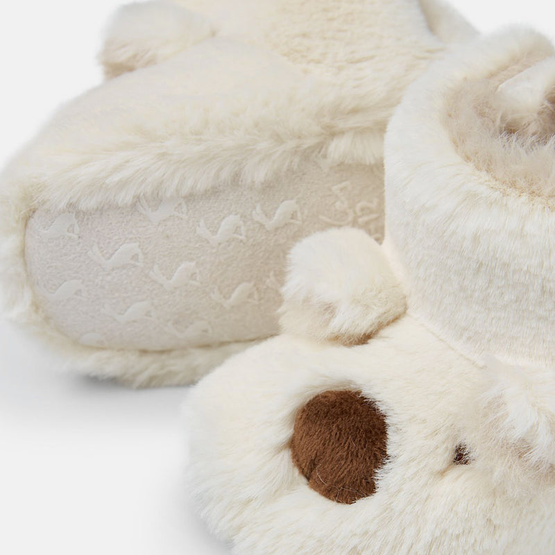 Bear Slipper Booties