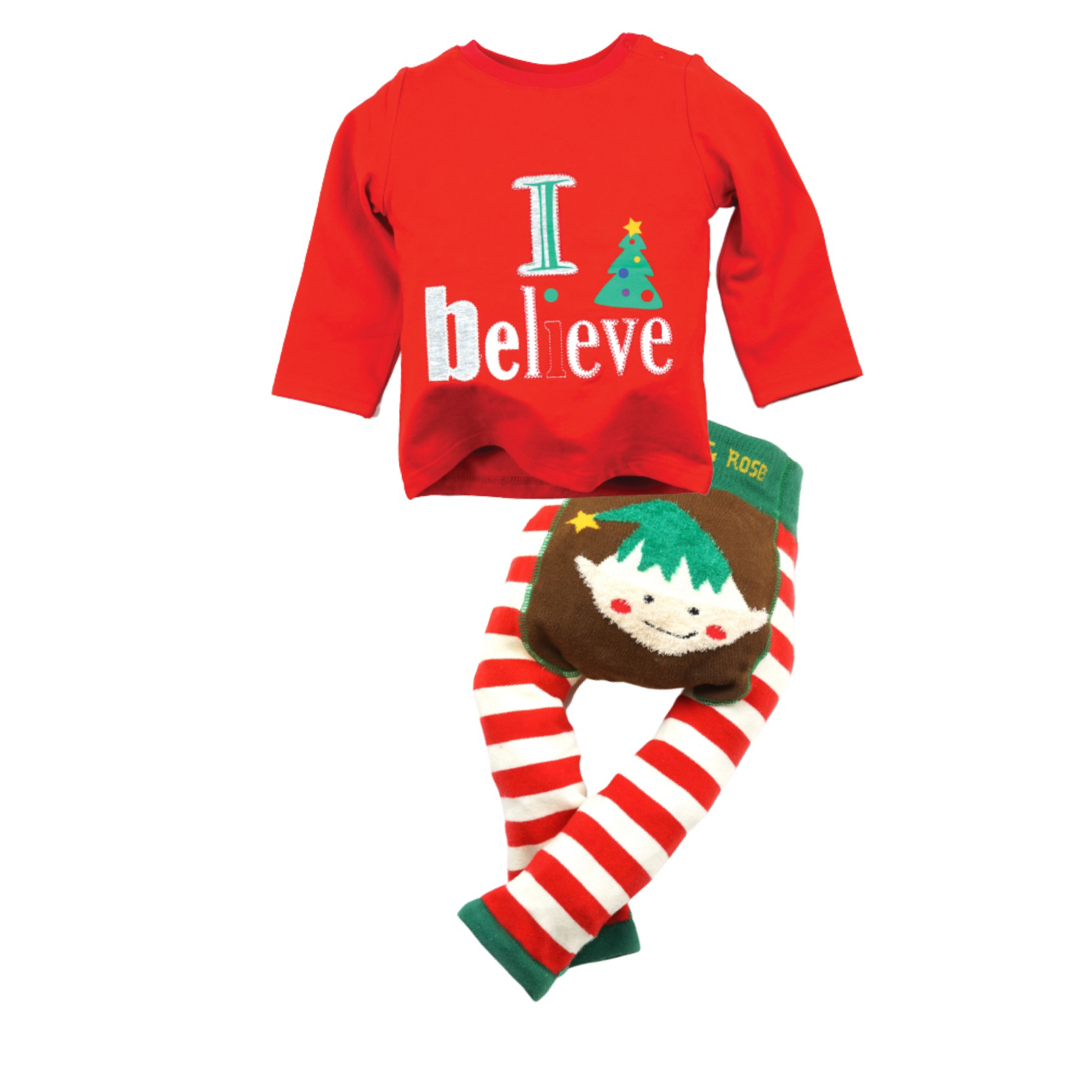 Elf Top + Legging Set