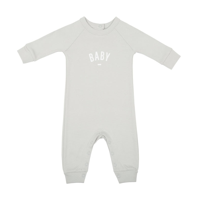 "Grey ""Baby"" Coverall"