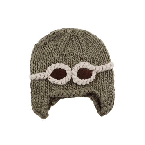 Wilbur Aviator Knit Hat