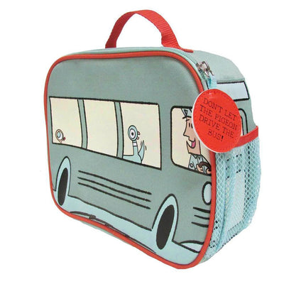Don't Let the Pigeon Drive the Bus Children's Book Lunch Bag Tadpoles & Tiddlers Bath Akron Cleveland Ohio