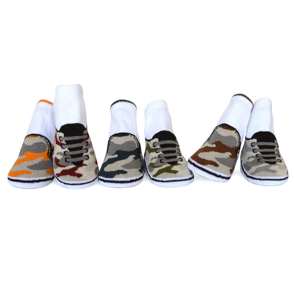 Andrew Socks - 6 Color Pack