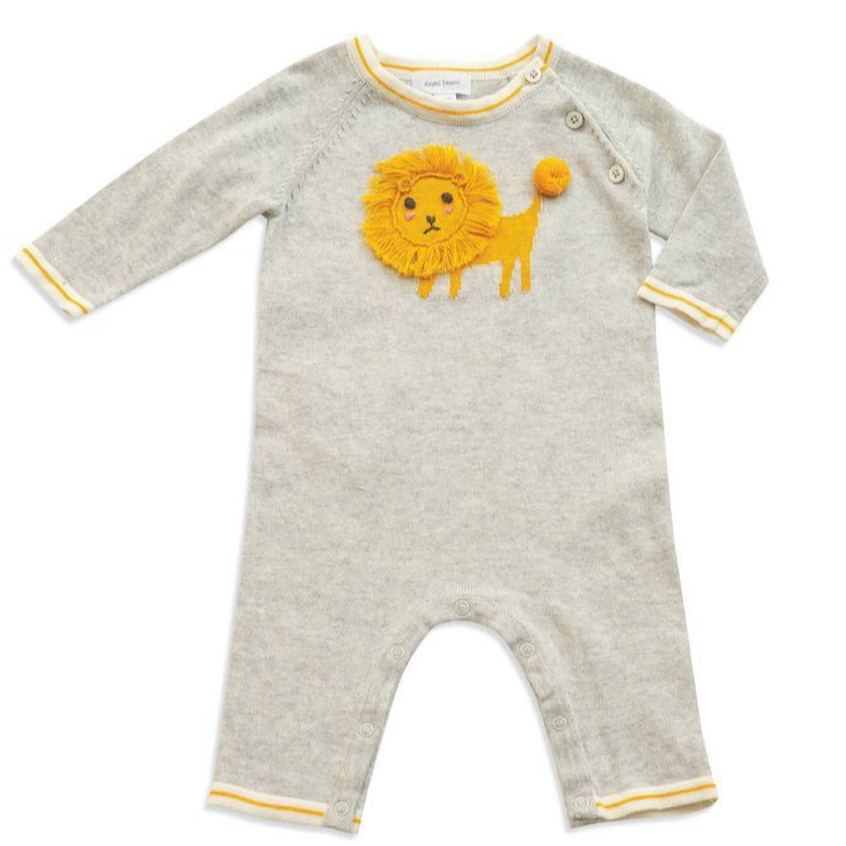 Lion King Knit Coverall