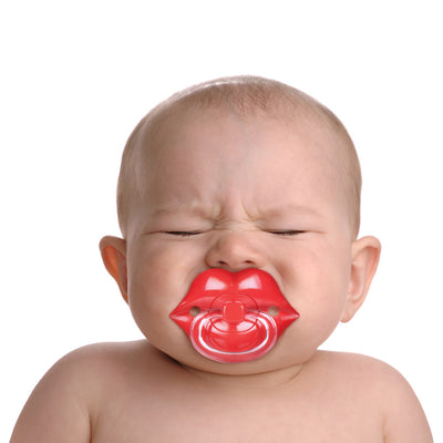 Smooching Pacifier