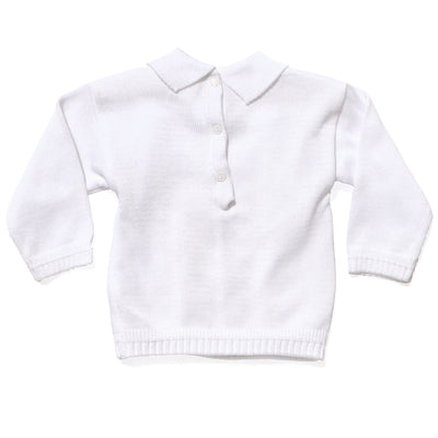 Christening Baptism Cotton Knit Outfit Baby Boy Tadpoles & Tiddlers Akron Cleveland Bath Ohio