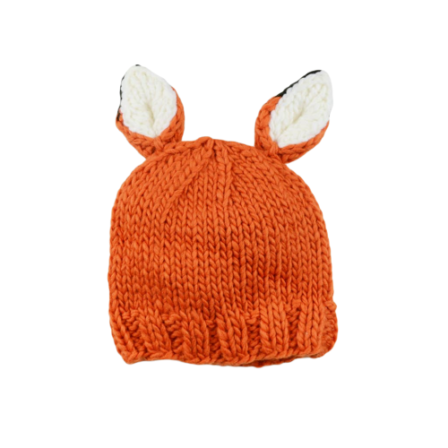 Rusty Fox Hat