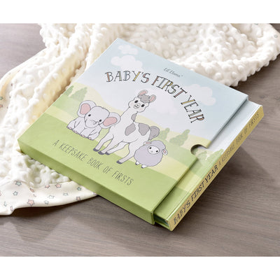 Baby's First Year Keepsake Book
