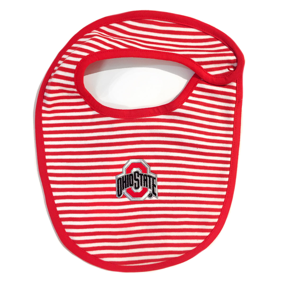 Ohio State Striped Bib
