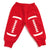 Red Football Sweatpants