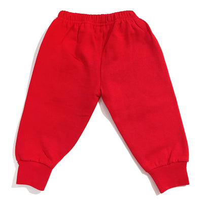 Football Sweatpants - Red