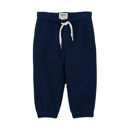 Slim Fit Jogger-Navy