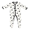 Kyte Baby Pasture Farm Print Footie Layette Baby Boy Girl Neutral Tadpoles & Tiddlers Cleveland Bath Akron Ohio