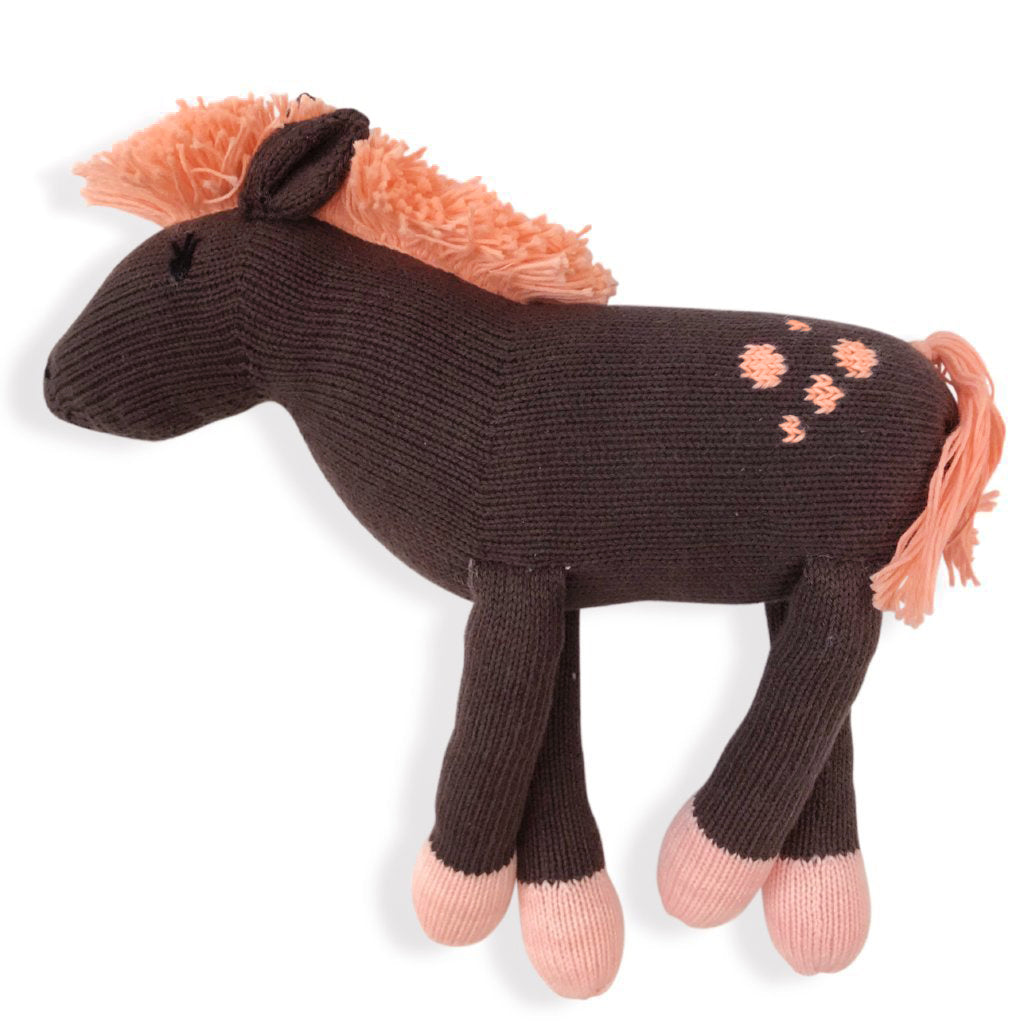 Molly the Horse Rattle Buddy