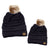 Mom + Me Beanie Set