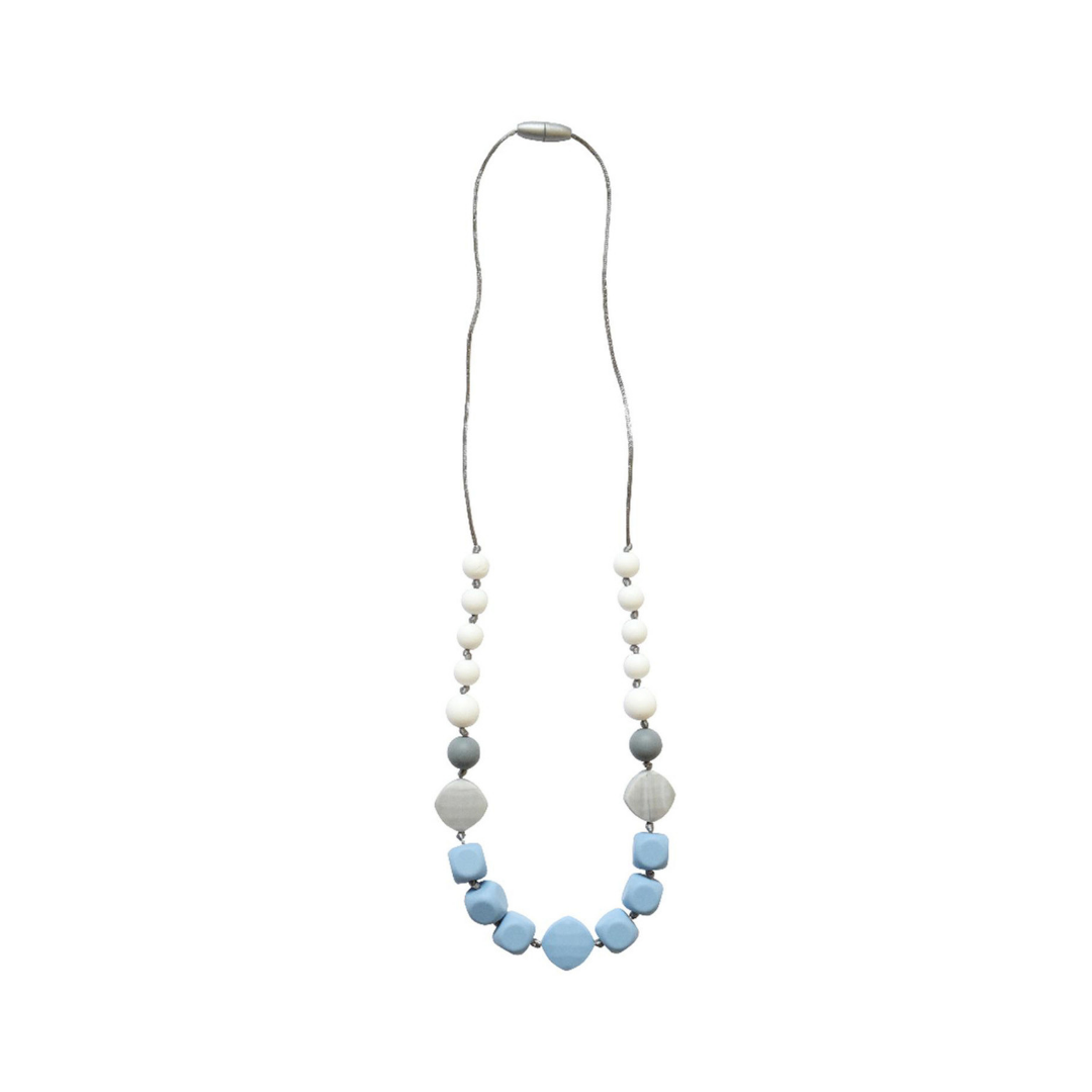 Teething Necklace-Opal Moon