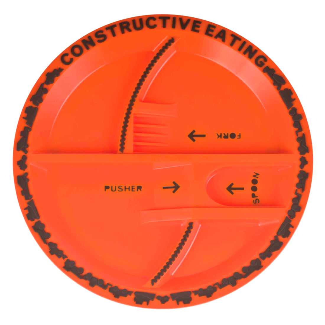 Construction Site Plate