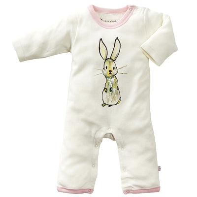 Janey Coverall-Bunny
