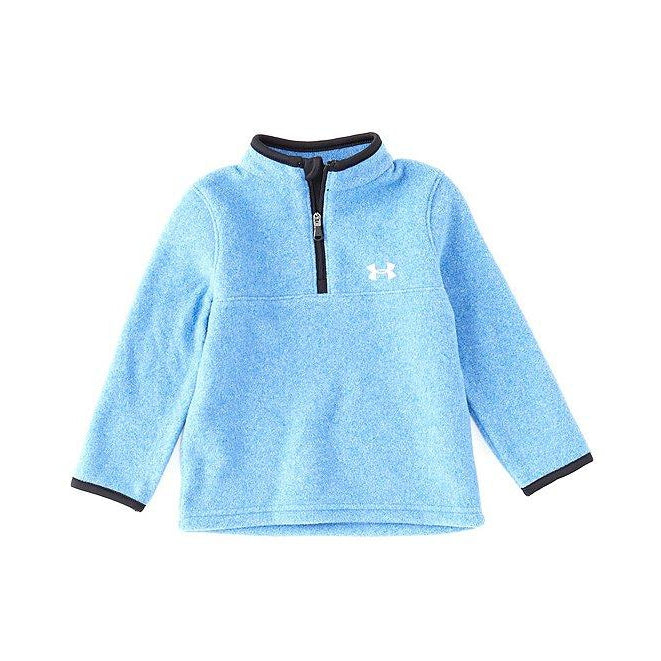 Blue Fleece Pullover