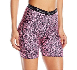 Canari Women's Crazy Lily Liner Shorts, Cycling Shorts, Gel Liner