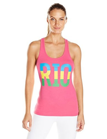 Speedo Womens Female Rio Tank