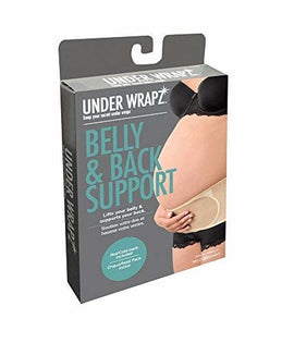 Under Wrapz, Belly & Back Support, Maternity Band