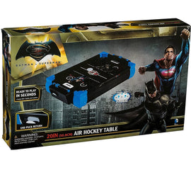 "Franklin Sports 20"" Batman VS Superman Air Hockey Game"