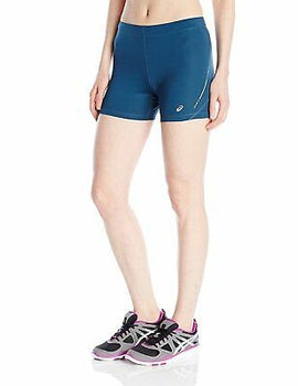 ASICS Women's Hot Pants Dark Teal XL